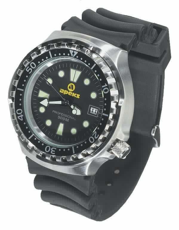 Apeks 500m dive watch ap0406 6 scuba accessories for Apeks dive computer