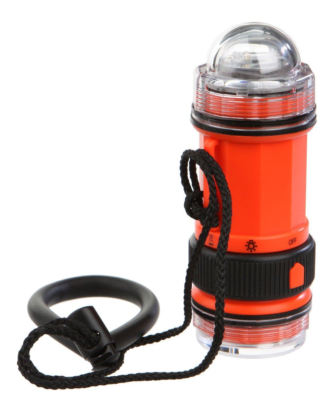 Safety Strobe with LED Torch