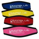 Deep Blue Slap Strap With Velcro Strap